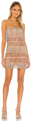 NBD Codi Embellished Mini Dress