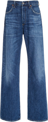 Citizens of Humanity Annina Rigid High-Rise Bootcut Jean