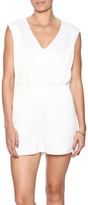 Glamorous Ladies White Playsuit
