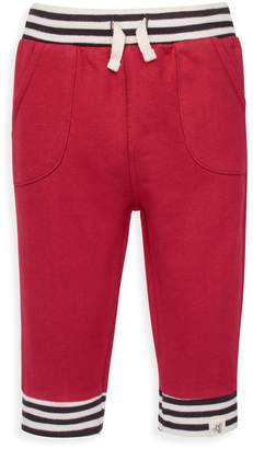 Burt's Bees French Terry Striped Cuff Organic Baby Jogger Pant