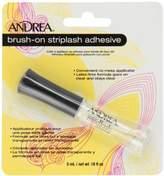 Andrea Brush On Lash Adhesive, 0.18 Ounce