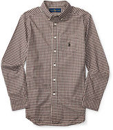 Ralph Lauren Cotton Poplin Pocket Shirt