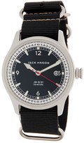 Jack Mason Brand Men&s Nautical NATO Nylon Strap Watch