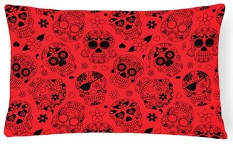 East Urban Home Day of the Dead Lumbar Pillow East Urban Home