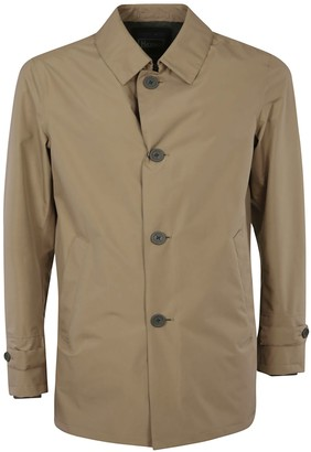 Herno Classic Buttoned Jacket