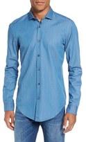 BOSS Ridley Slim Fit Sport Shirt