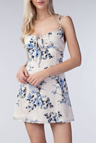 Honey Punch Floral Slip Dress