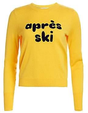 Frame Women's Apres Ski Wool Blend Sweater