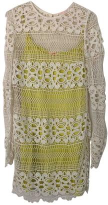 Sass & Bide Yellow Cotton Dresses