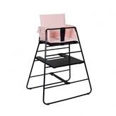 Budtzbendix High Chair Cushion - Peach Pink