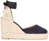 Castaner Carina sandals - women - Cotton/Leather/rubber - 38