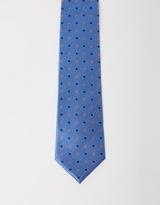 Van Heusen Silk Square Spot Tie