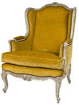 Vintage Wingback Chair