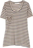 Kain Oversized striped modal T-shirt