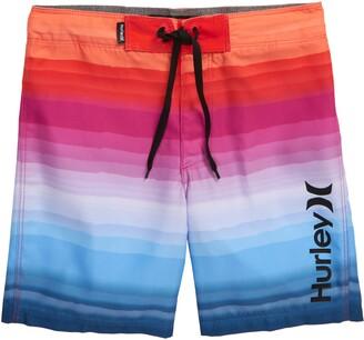 Hurley Spray Blend Board Shorts