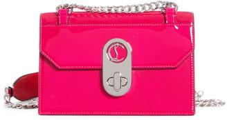 Christian Louboutin Mini Elisa Patent Leather Shoulder Bag