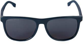 HUGO BOSS 56MM Square Sunglasses