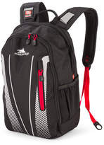 High Sierra NEW Fusion Backpack Black/Red