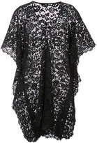 Dolce & Gabbana lace kaftan - women - Silk/Cotton/Viscose/Polyimide - 40