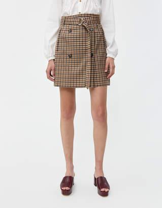 Baum und Pferdgarten Stacia Check Skirt