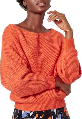 Joie Kristine Dolman-Sleeve Sweater