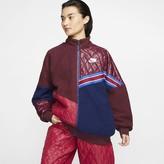 Nike Women's Full-Zip Sherpa Track Jacket Sportswear Sports Pack