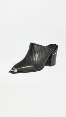 Senso QO Block Heel Mule Pumps