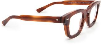AHLEM Champ De Mars Optic Brown Turtle Glasses