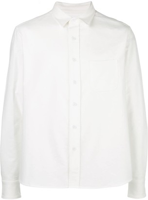 Simon Miller Front Pocket Shirt