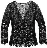 Pinc Premium Girls' Daisy Crocheted Cardigan - Sizes S-XL