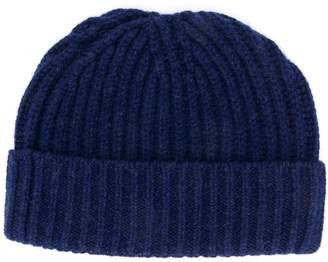 Danielapi ribbed knit beanie hat