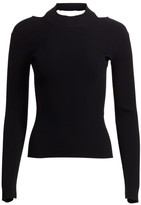 Helmut Lang V-Back Sweater
