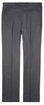 Brooks Brothers Wool Flat Front Trousers
