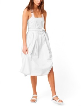 French Connection Enisa Belted Sundress