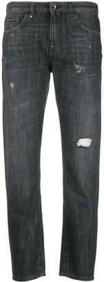 Philipp Plein Boyfriend Statement Jeans