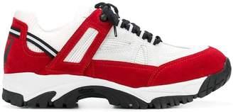 Maison Margiela suede Security sneakers