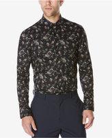 Perry Ellis Men's Multi-Color Abstract-Print Shirt