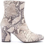 Free People Cecile Snake Print Ankle Boot