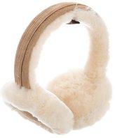 UGG Shearling Buckle Earmuffs