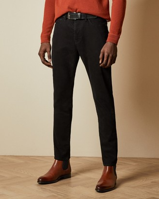 Ted Baker Tapered Black Denim Jeans