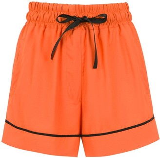 Andrea Bogosian high waisted shorts