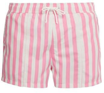 078d68a2a44ec Striped Swim Shorts Mens - ShopStyle