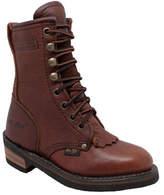 AdTec Children's 4173 Packer Boot - Chestnut Leather Boots