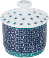 Ted Baker Langdon Blue Sugar Bowl