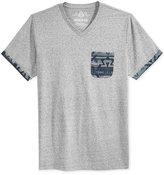 American Rag Men's Printed Pocket T-Shirt, Only at Macy's
