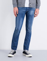 Levi's 501 slim-fit tapered jeans