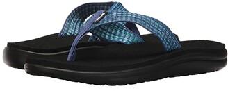 Teva Voya Flip (Bar Street Black) Women's Sandals