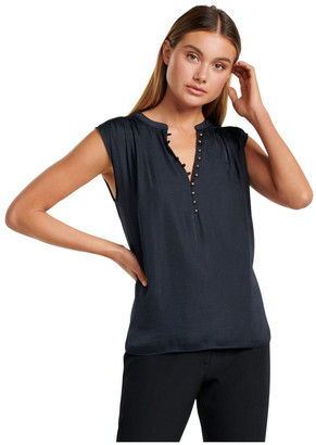 Forever New Lucy Button Front Essential