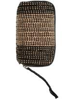 Eva Ozon Cosmetic Textured Pouch