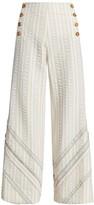 Rosie Assoulin Wide-Leg Sailor Pants